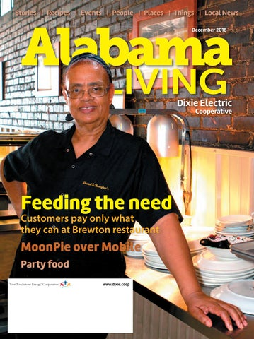 Dixie December 2018 by Alabama Living - issuu