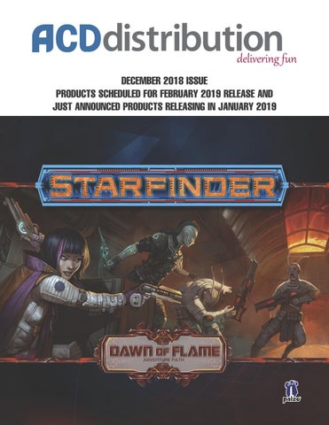 Meeple Monthly Magazine - December Issue by ACD Distribution - issuu