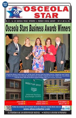 El Osceola Star 1324 November 29 December 06 2018 By El
