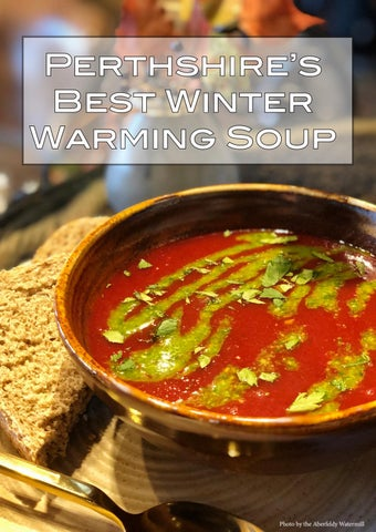 Page 24 of Perthshire's Best Winter Warming Soup