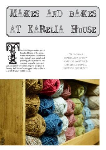 Page 28 of Makes and Bakes at Karelia House