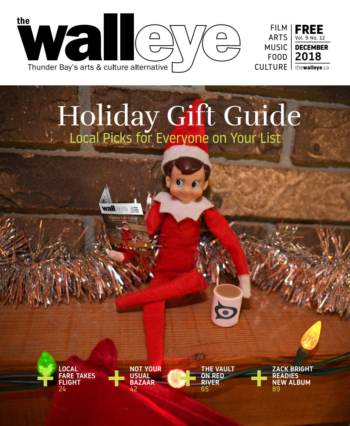 December 2018 By The Walleye Magazine Issuu