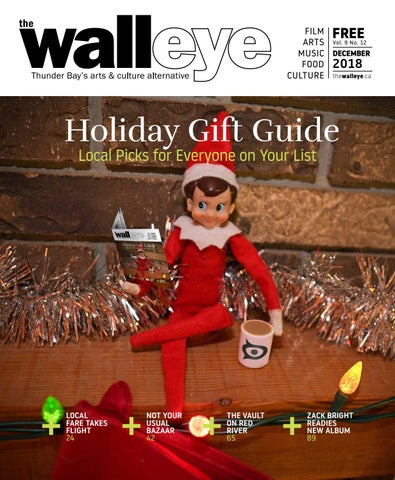 7941b37ee4a8 December 2018 by The Walleye Magazine - issuu
