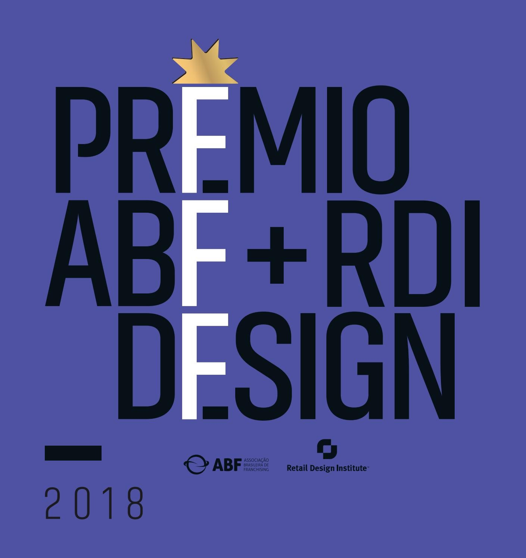 Livro Prêmio ABF + RDI Design 2018 by Editora Lamonica Conectada - issuu 3e6aaf06588ec