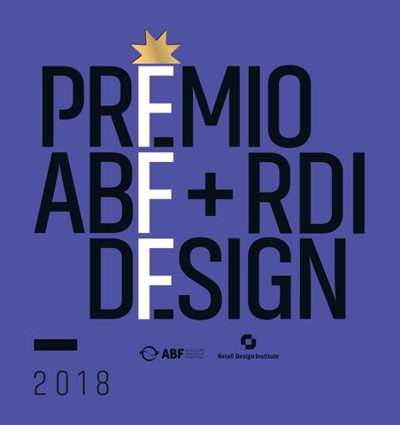 a426c6c134 Livro Prêmio ABF + RDI Design 2018 by Editora Lamonica Conectada - issuu