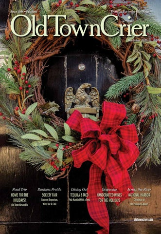 b30b10388e Old Town Crier December 2018 Full Issue by Old Town Crier - issuu