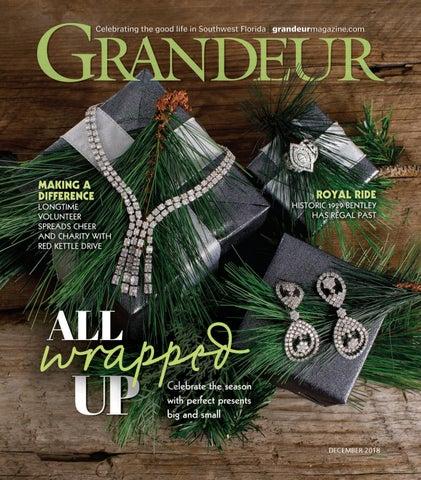 brand new 298a9 8878f Grandeur Magazine - December 2018