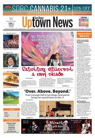 San Diego Uptown News: Vol  10, Issue 23 by SDCNN - issuu