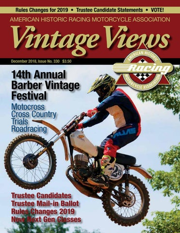 7b119304 Vintage Views, December 2018, Issue No. 339 by ahrma - issuu