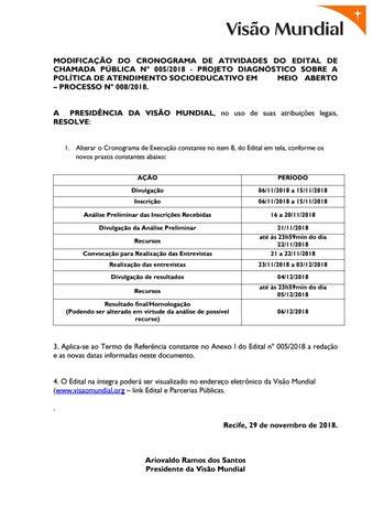 Vagas Conanda 28 by Visão Mundial - issuu 679e03d442