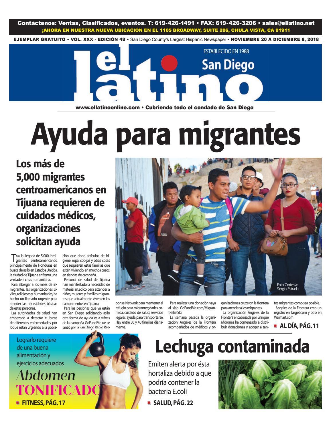 El Latino San Diego Newspaper by El Latino San Diego Newspaper - issuu 6f4503461e4