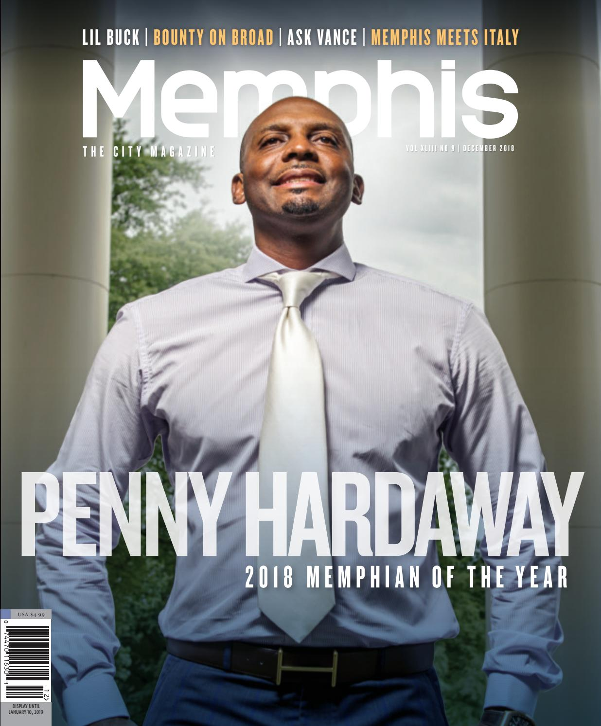 2d9e825f1eb2 Memphis Magazine December 2018 by Contemporary Media - issuu