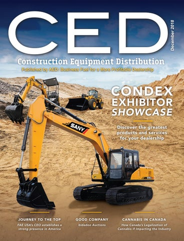 December 2018: CONDEX Exhibitor Showcase by Associated