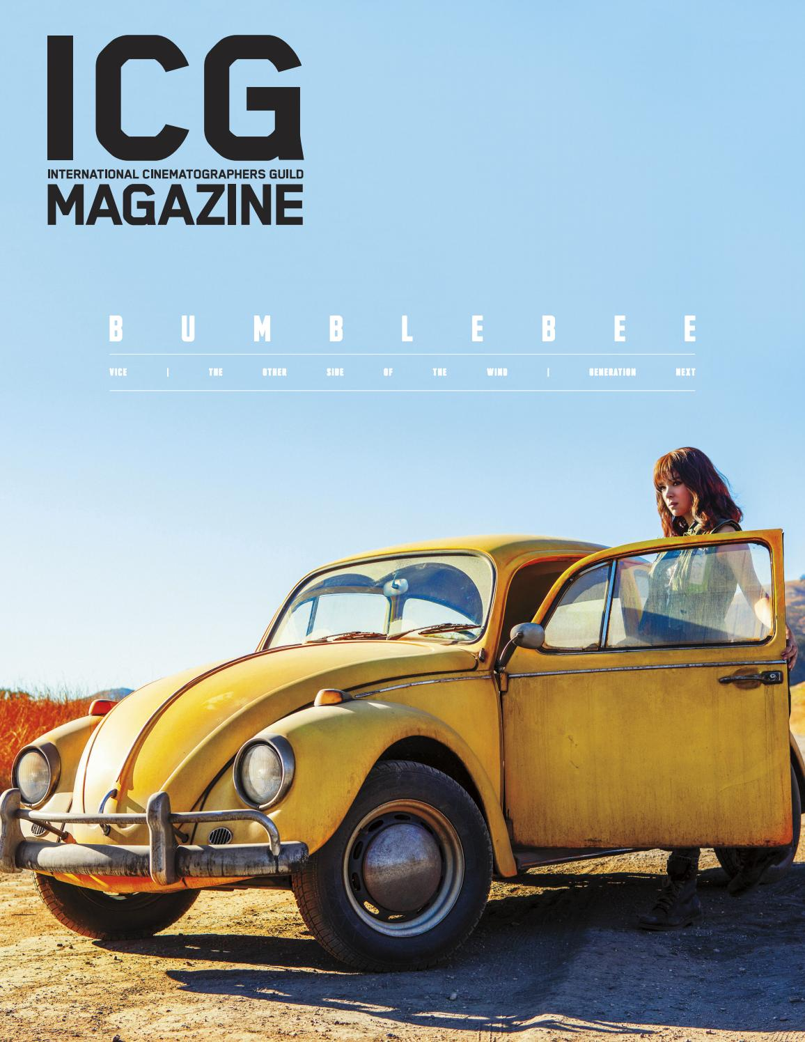 ICG Magazine - December 2018 - The Indie Issue by ICG