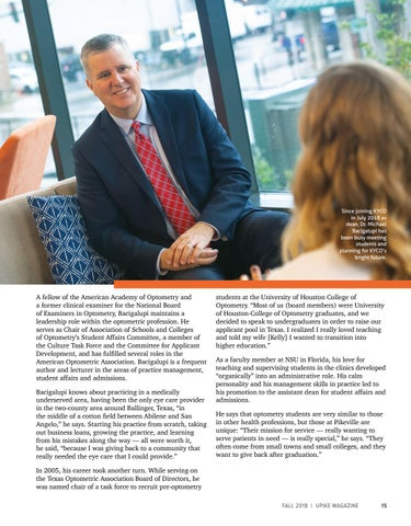 Page 17 of Meet the Deans