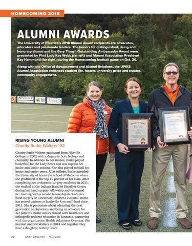 Page 22 of Alumni Awards