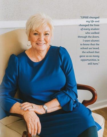 Page 35 of Alumni Spotlight: Kay Hammond '68