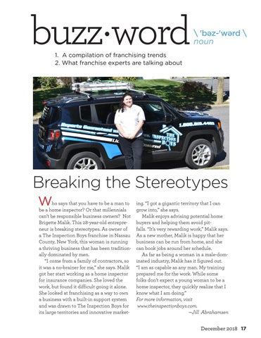 Page 17 of Breaking the Stereotypes