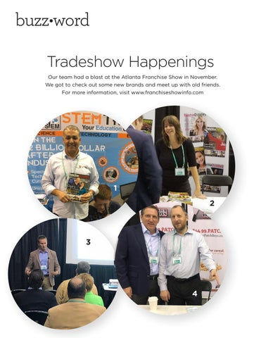 Page 18 of Tradeshow Happenings