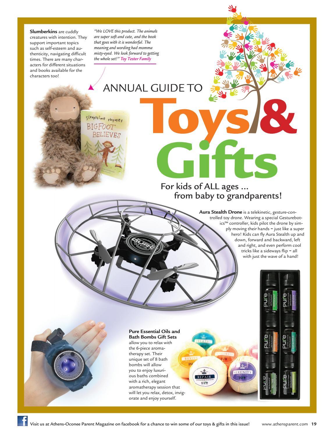 Athens Oconee Parent Magazine Dec2018 by Steve Kelleher - issuu
