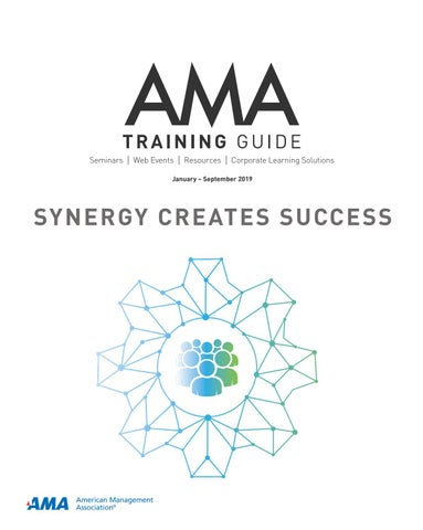 AMA Training Resource Guide by AmericanManagementAssociation