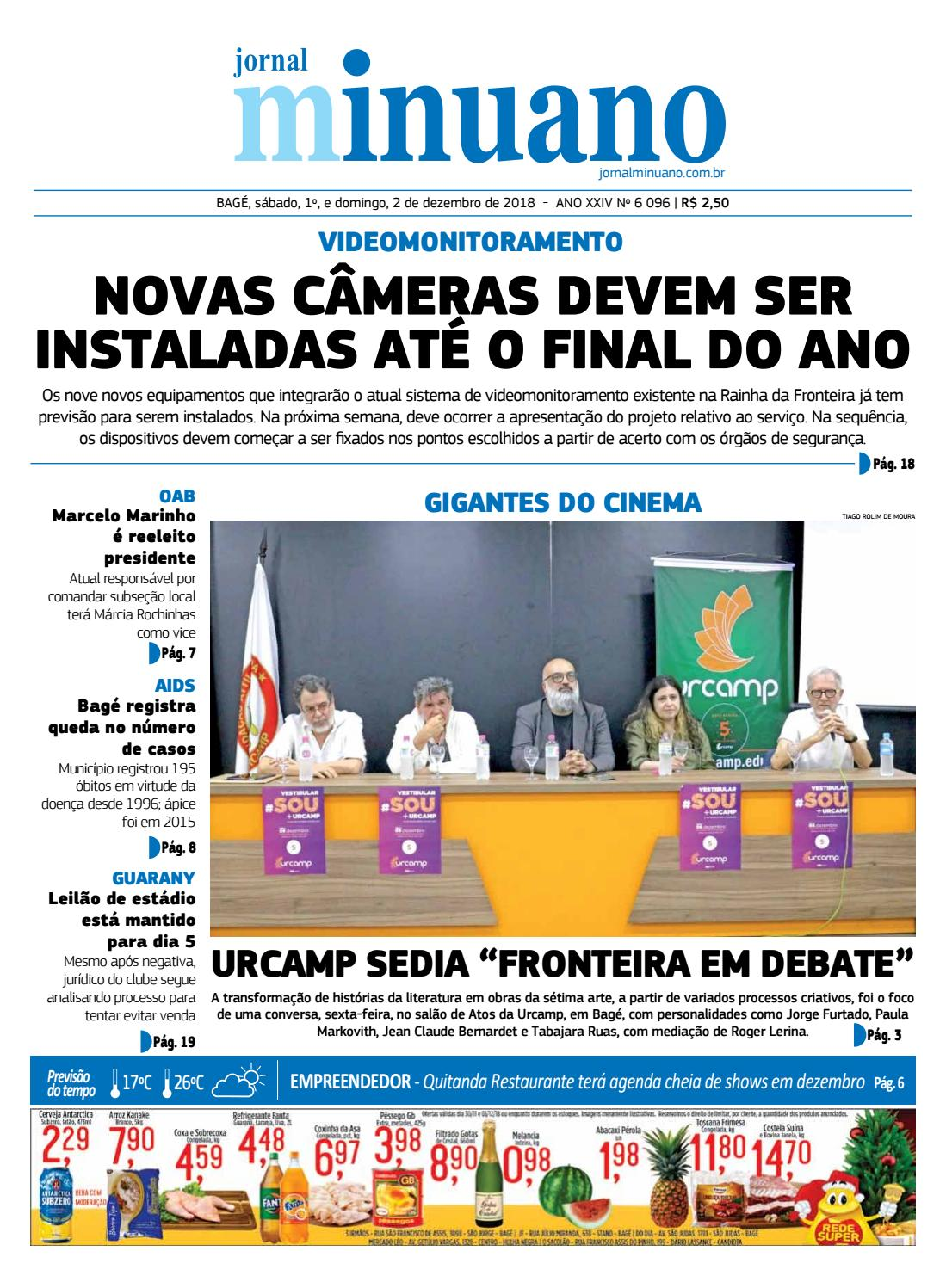 50425ea3ac 20181201 by Jornal Minuano - issuu