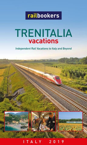 Trenitalia Vacations by Railbookers by YLG INC  - issuu