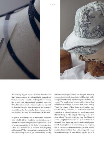 SEALED Kim Jones HYPEBEAST Magazine 23 the SEQUENSE ISSUE