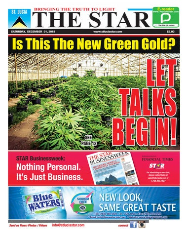 956f748e53860 Is Marijuana The New Green Gold  by STAR Publishing - issuu