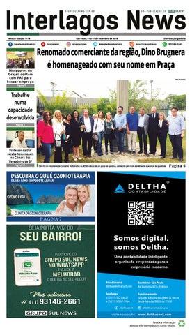 f660d9316c30d INTERLAGOS NEWS - Edição 1178 - São Paulo, 01 a 07 de dezembro de ...