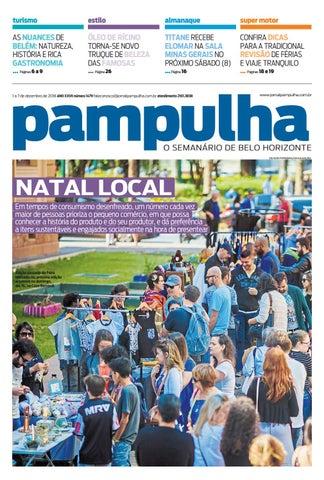 Pampulha - 01 a 07 de dezembro de 2018 by Tecnologia Sempre Editora ... 3d6be296d8b