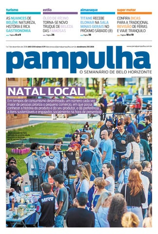 6c4f76a81d265 Pampulha - 01 a 07 de dezembro de 2018 by Tecnologia Sempre Editora - issuu