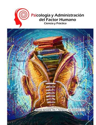 Psicología Y Administración Del Factor Humano Ciencia Y