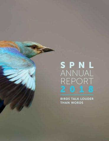 SPNL Annual Report 2018 by SPNL - issuu