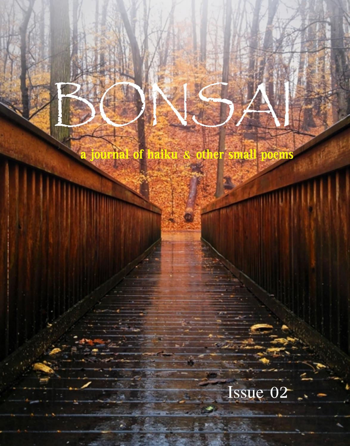 Bonsai Journal Issue 02 By Poetry Of Moon Issuu