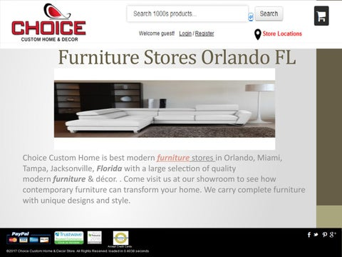 furniture stores orlando fl by choice custom home issuu rh issuu com jacksonville florida modern furniture stores