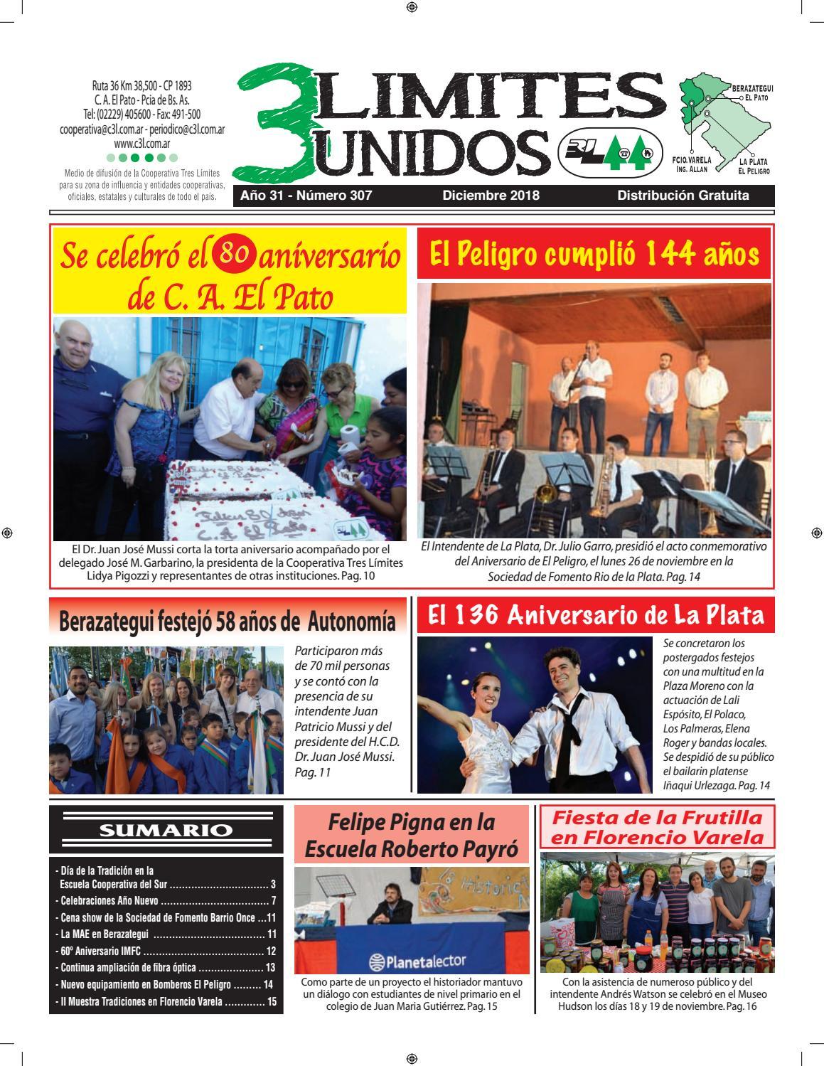 dbc94b99fd3 Periodico DIciembre 2018 by cooperativatreslimites - issuu