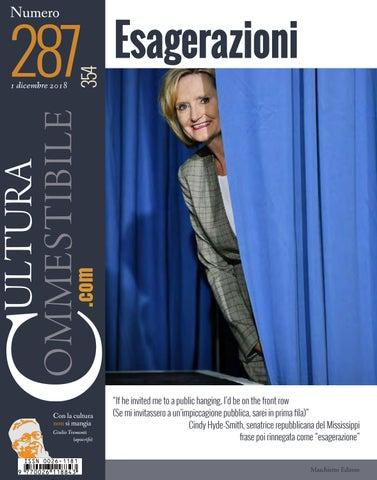 f233402ce2c8 Cultura Commestibile 287 by Cultura Commestibile Maschietto - issuu