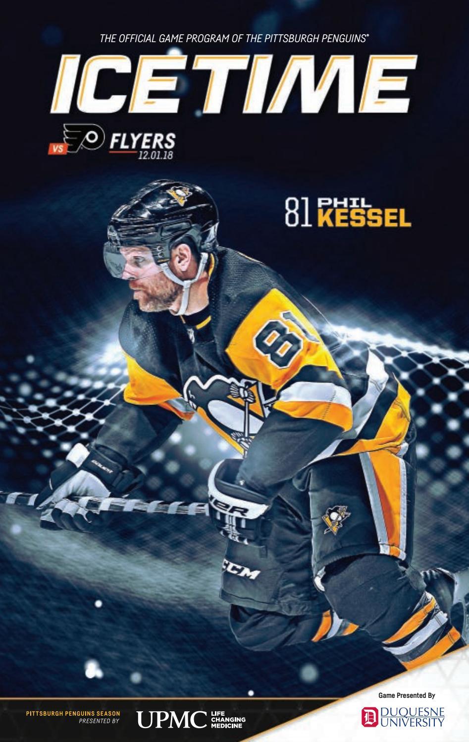 c2608764 IceTime - Game 13 vs. Philadelphia Flyers 12.01.18 by Pittsburgh ...