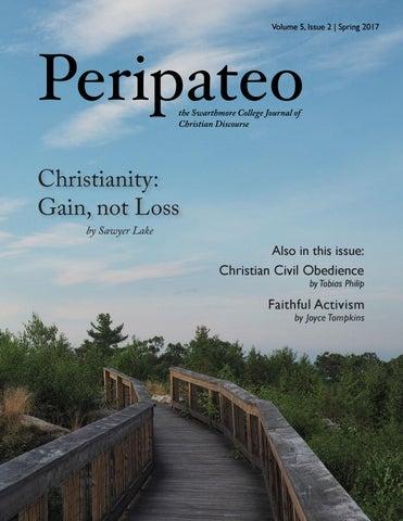 Swarthmore Peripateo Vol 5 Issue 2 By Swarthmore Peripateo Issuu