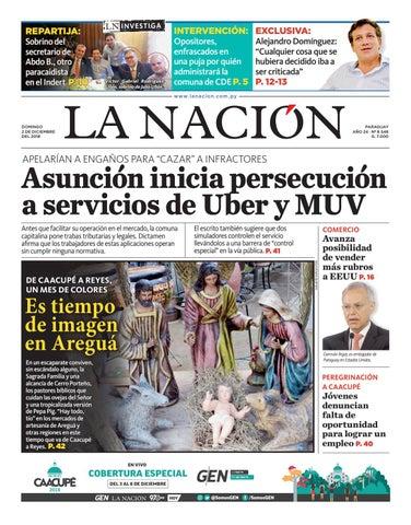 ef0bee04db DIARIO LA NACIÓN - EDICIÓN - 8.548 by La Nación - issuu