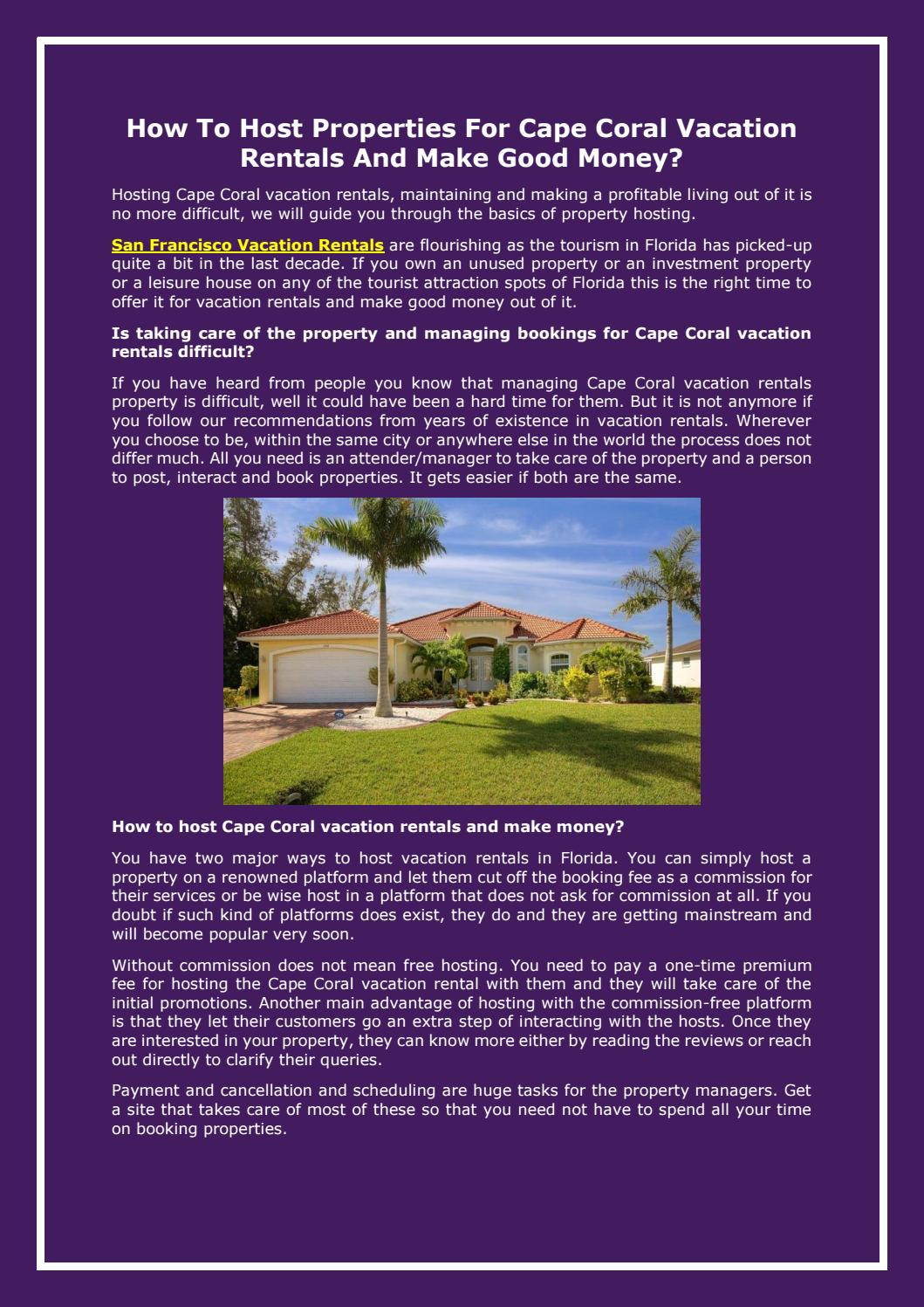 Scottsdale AZ Vacation Rentals | St Martin Vacation rentals | Palm