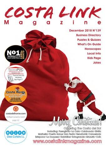 c1576f75f December 2018 Costa Link Magazine by Costalink Magazine - issuu