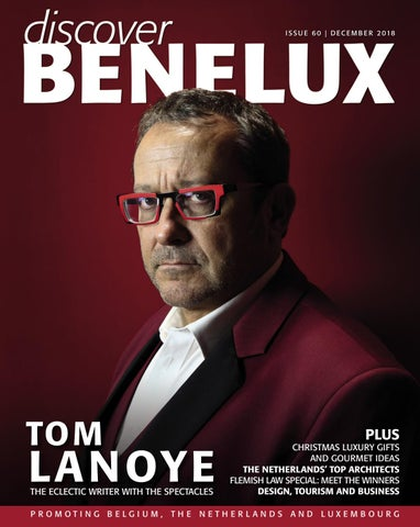 Discover Benelux, Issue 60, December 2018 by Scan Group - issuu