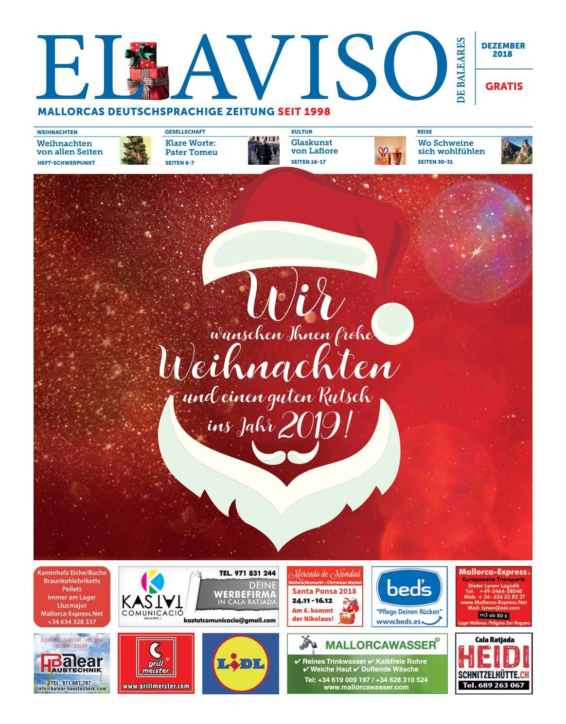 73c0ac5514092 EL AVISO 12 2018 by Pixelmeister - issuu