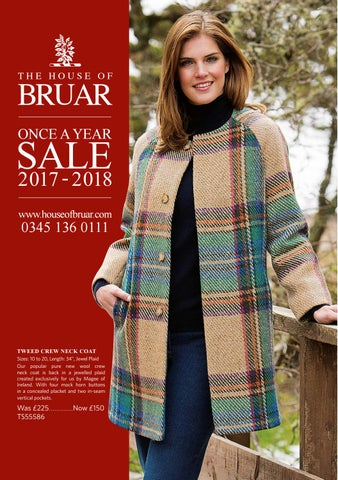 72885595 The House of Bruar Once a Year Sale 2017-2018 by André Gonçalves - issuu