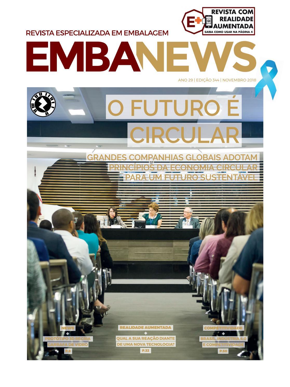 159b2b499 EMBANEWS Nº 344 - Novembro 2018 by EMBANEWS - issuu