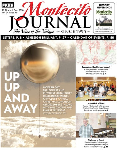 Up Up and Away by Montecito Journal - issuu f4f3524462d4