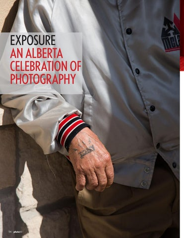 Page 54 of Exposure: An Alberta Celebration of Photography