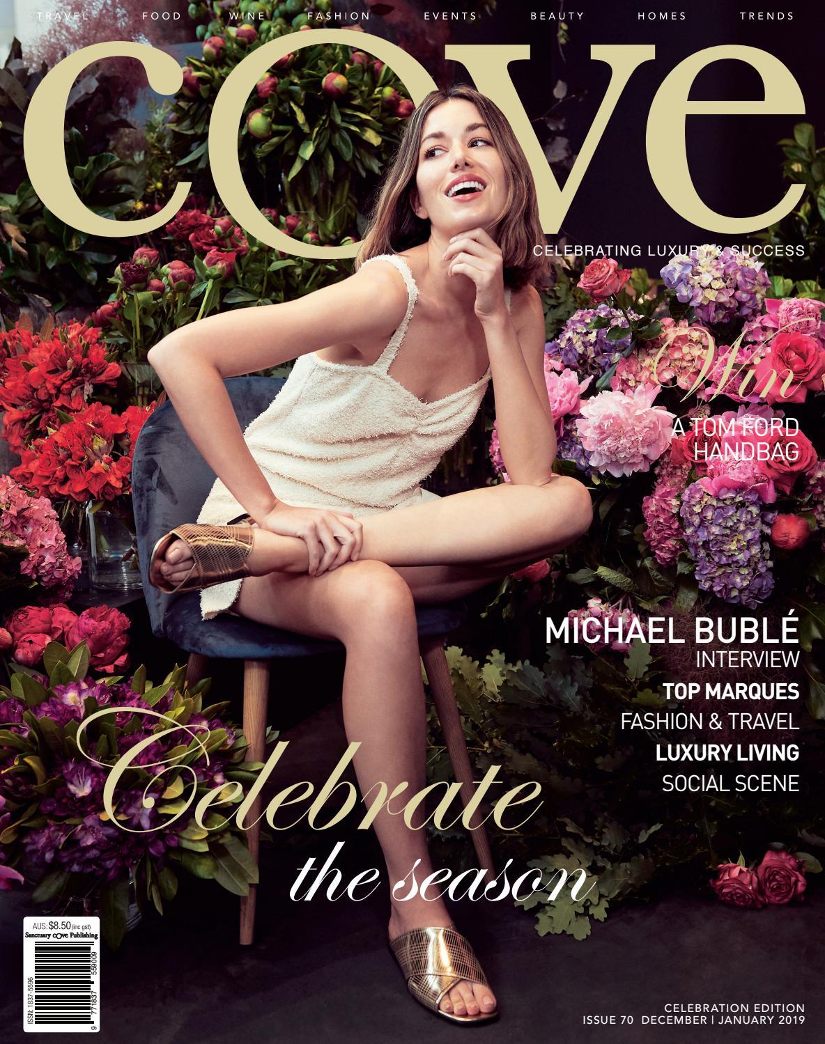 7a97853c80 The Cove Magazine by The Cove Magazine - issuu